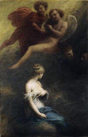 Henri de Fantin-Latour: Fausts Verdammung