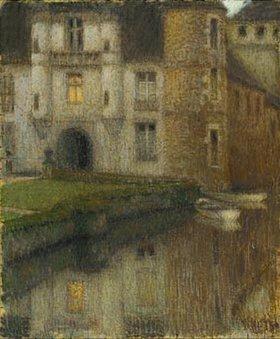Henri Le Sidaner: Schloss Maintenon