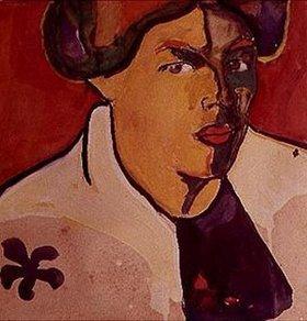 Kasimir Malewitsch: Portrait
