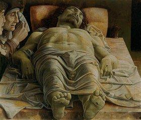 Andrea Mantegna: Der tote Christus