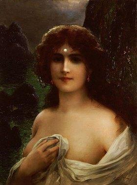 Emile Vernon: Meerjungfrau