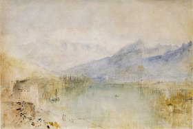 Joseph Mallord William Turner: Thunersee