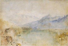 Joseph Mallord William Turner: Thunersee