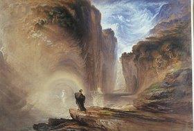 John Martin: Manfred und die Alpenhexe