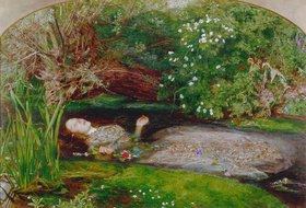 Sir John Everett Millais: Ophelia