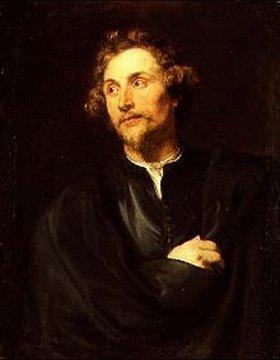 Anthonis van Dyck: Bildnis des Bildhauers Georg Petel