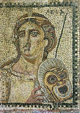 Unbekannter Künstler: Menander, griechischer Komödiendichter