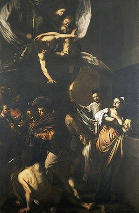 Caravaggio: Die sieben Werke der Barmherzigkeit