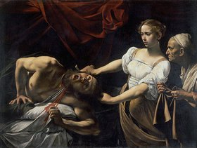 Caravaggio: Judith und Holofernes