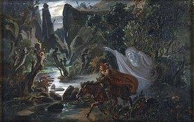 Friedrich Preller d.Ä.: Der Erlkönig
