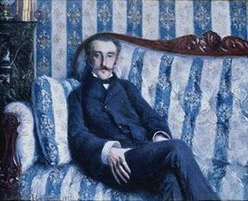 Gustave Caillebotte: Portrait de Monsieur R