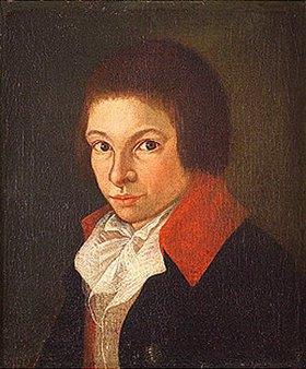 Unbekannter Künstler: Karl Phillipp Moritz   (1756 - 1793)