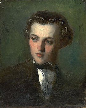 Unbekannter Künstler: Charles Baudelaire