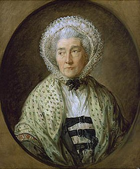 Thomas Gainsborough: Mrs. Robert Hingeston