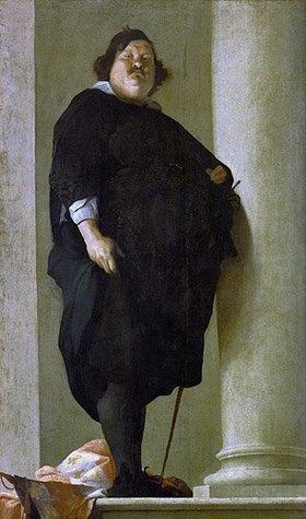 Charles Mellin: Bildnis des toskanischen Generals Alessandro del Borro