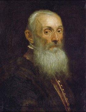 Tintoretto (Jacopo Robusti): Giovanni Mocenigo. Kurz vor