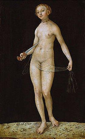 Lucas Cranach d.Ä.: Lucretia