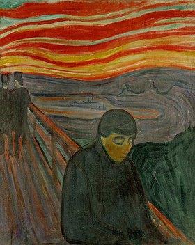 Edvard Munch: Verzweiflung