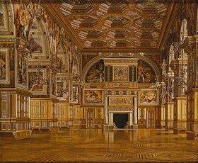 Joseph Theodor Hansen: Fontainebleau