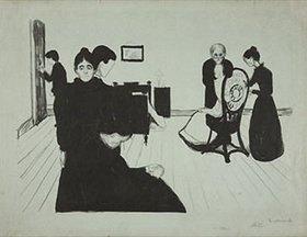 Edvard Munch: Der Tod im Krankenzimmer