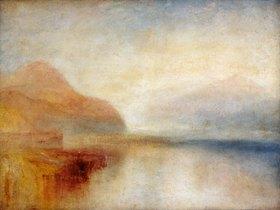 Joseph Mallord William Turner: Monte Rosa