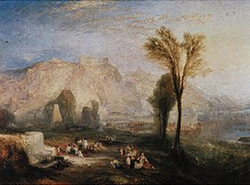 Joseph Mallord William Turner: Ehrenbreitstein