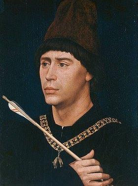 Rogier van der Weyden: Der Großbastard Anton von Burgund