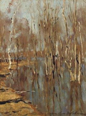 Isaak Iljitsch Lewitan: Hochwasser (undatiert)