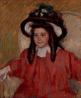 Mary Cassatt: Bildnis Anne-Marie Durand-Ruel