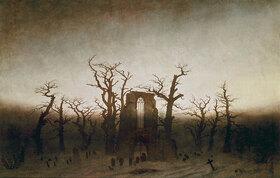 Caspar David Friedrich: Die Abtei im Eichwald