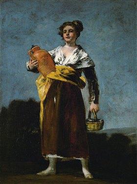 Francisco José de Goya: Die Wasserträgerin
