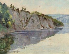 Isaak Iljitsch Lewitan: Landschaft auf der Halbinsel Krim. (o.J.)