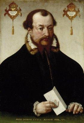 Hermann tom Ring: Domherr Gottfried von Raesfeld, Bildnis