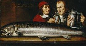 Unbekannter Meister: Der große Fisch