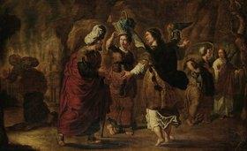 Guilliam Dujardin: Lots Weib - Lots Flucht aus Sodom