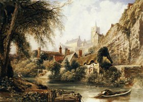 Peter de Wint: Knaresborough