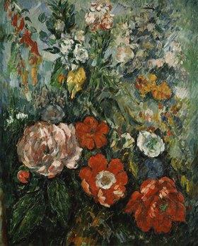 Paul Cézanne: Blumen