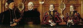 Hermann tom Ring: Familienbild des Grafen Johann II. von Rietberg