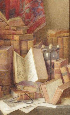 Frederick Spencer: Alte Bücher