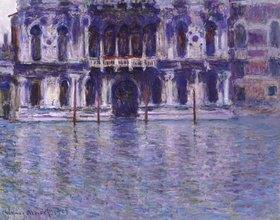 Claude Monet: Palazzo Contarini