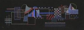 Wassily Kandinsky: La petite raie