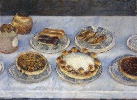Gustave Caillebotte: Gebäck