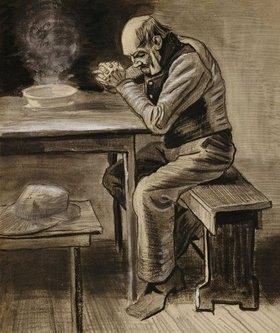 Vincent van Gogh: Das Tischgebet