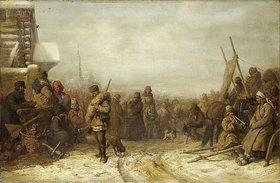 Wilhelm Beer: Jahrmarkt in Jelna mit Gouvernement Smolensk
