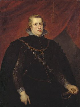 Peter Paul Rubens: Philipp IV. von Spanien