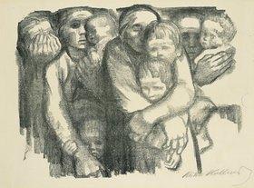 Käthe Kollwitz: Mütter