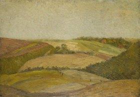 Wilhelm Morgner: Felder