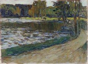 Wassily Kandinsky: Englischer Garten in München
