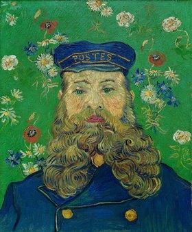Vincent van Gogh: Bildnis von Joseph Roulin