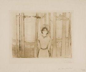 Edvard Munch: Sommernacht (Die Stimme)